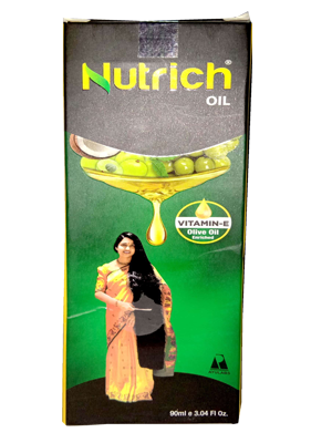 Ayulabs Nutrich Oil
