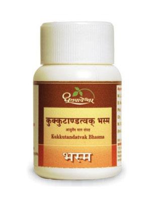 Dhootapapeshwar Kukkutanda Tvak Bhasma