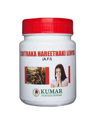 Chitrakaharitaki Lehya