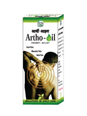 Zenlabs Artho Oil