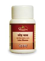 Dhootapapeshwar Loha Bhasma