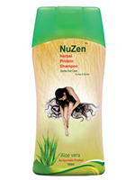 Nuzen Herbal Protein Shampoo