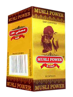 Kunnath  Musli Power X-Tra