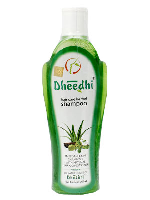 Dhathri Dheedhi Herbal Shampoo