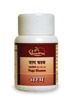 Dhootapapeshwar Naga Bhasma