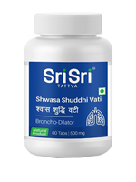 Sri Sri Tattva Shwasa Shuddhi Vati 500 mg