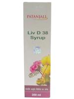 Patanjali Live D 38 Syrup