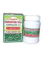 Swadeshi Dhanvanthari Taila Capsules DS