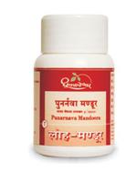 Dhootapapeshwar Punarnava Mandoora