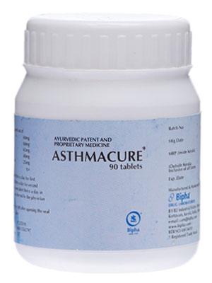 Bipha Asthmacure Tablets