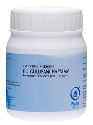 Bipha Gulgulupanchapalam Tablets