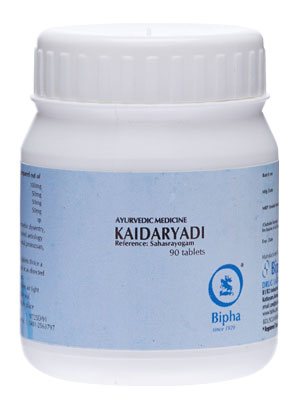 Bipha Kaidaryadi Tablets