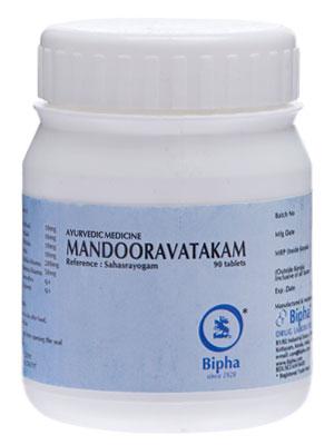 Bipha Mandooravatakam Tablets