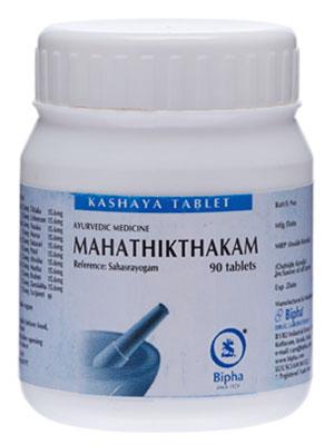 Bipha Mahathikthakam Kashayam Tablets