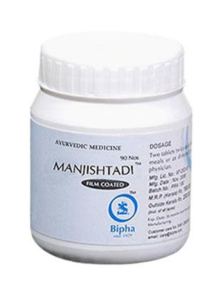 Bipha Manjishtadi Kashayam Tablets