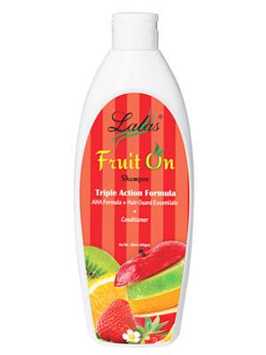 Lalas Fruit On Shampoo