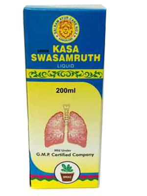 Kasa Swasamruth Liquid