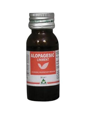 Alopagesic Liniment