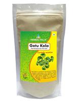 Herbal Hills Gotu Kola (Mandukparnee) Powder