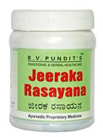 BV Pandit Jeeraka Rasayana